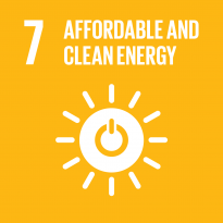 Sustainable Development Goal : Affordable & clean energy