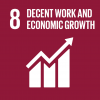 Sustainable Development Goal : Decent work & economic growth
